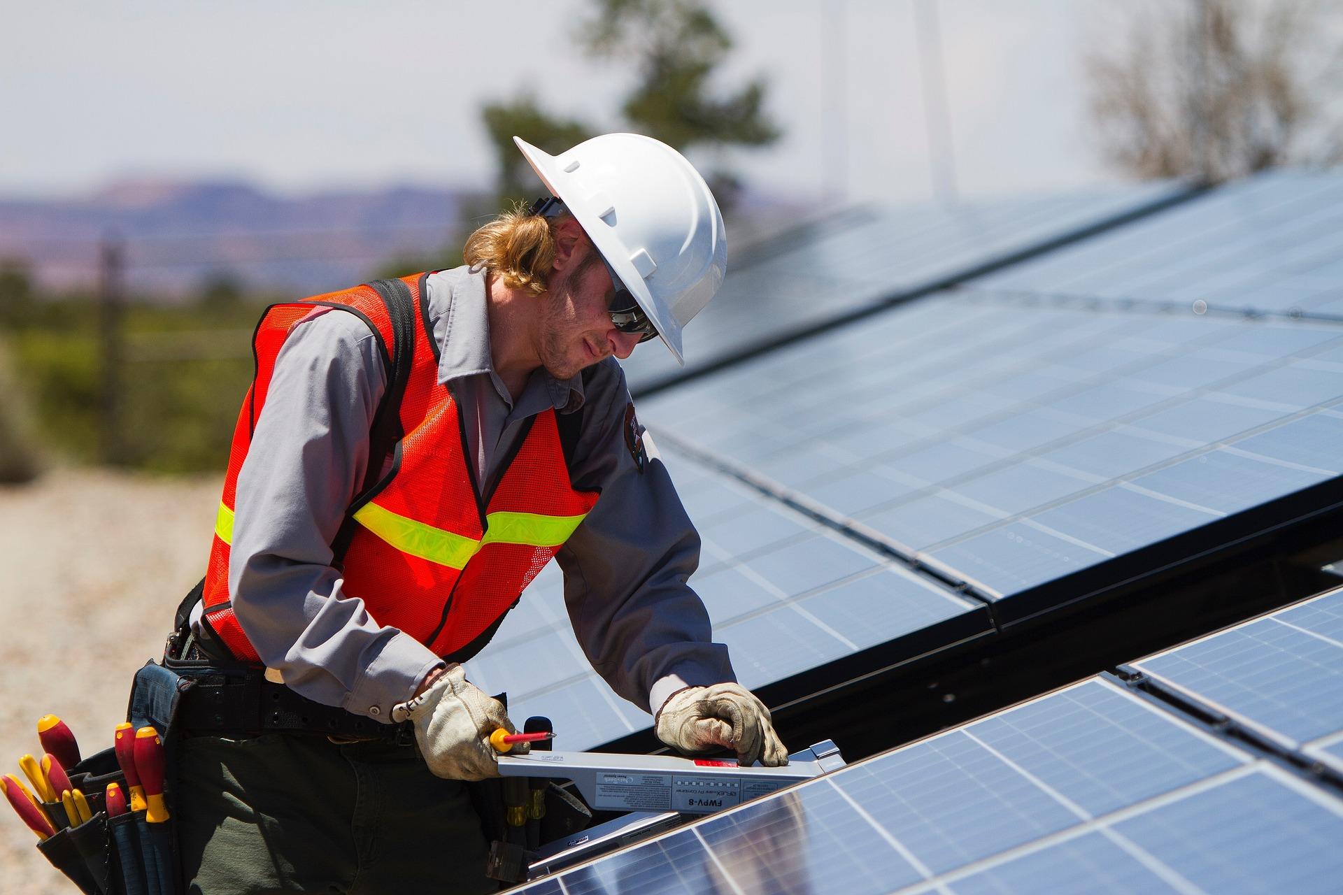 Quel type de montage pour les panneaux solaires