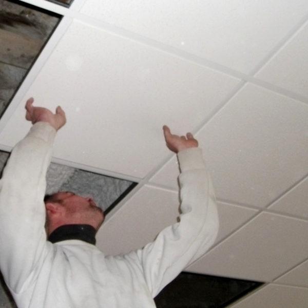 Installer un faux plafond… Un habillage pratique et esthétique de votre intérieur