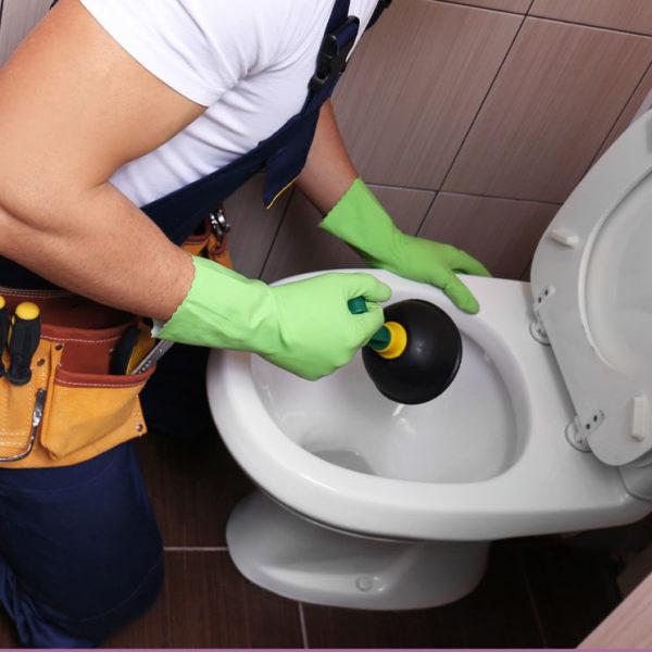 Mon WC s'évacue lentement, que faire ?