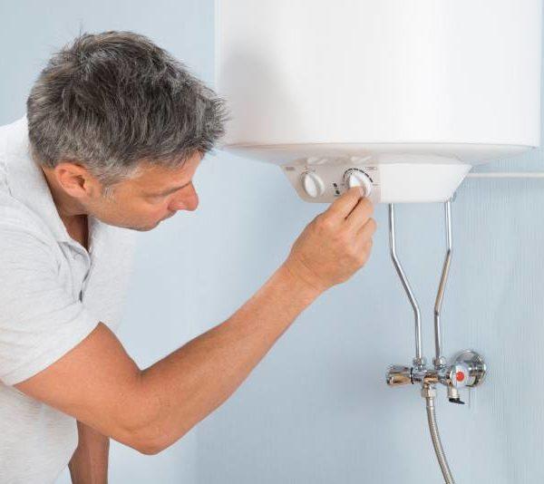 La recherche de panne sur une alimentation de chauffe-eau