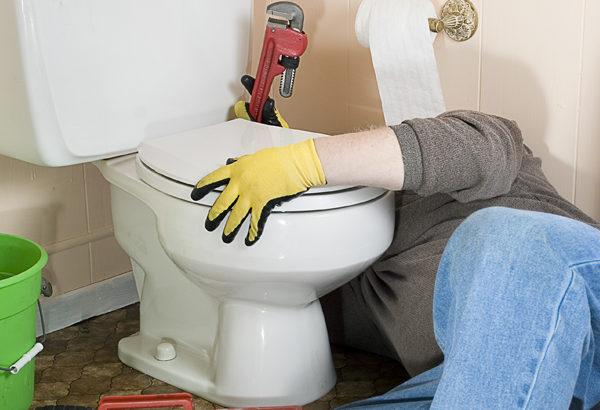 Comment réparer votre WC ?